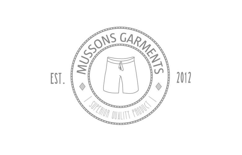 Logos para marcas de ropa vector logos for Diseno de ropa