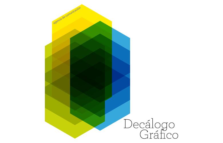 Decálogo Gráfico es un estudio de diseño gráfico/agencia de comunicación especializados en la creación de identidad de marcas y desarrollo de identidad corporativa