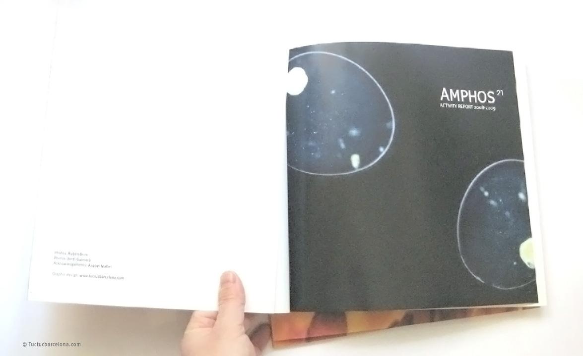 Estudio de diseño gráfico edición y maquetación informe anual, memoria-economica activity report