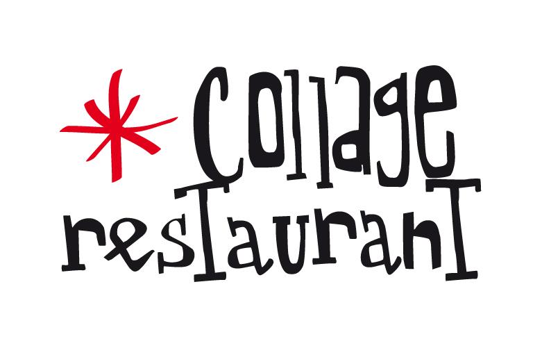 Diseño marca restaurante Collage Barcelona por tuctucbarcelona