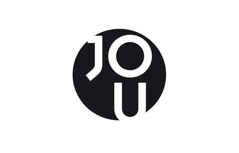 Diseño de símbolo para identidad e imagen corporativa Diseño y Luz Jou